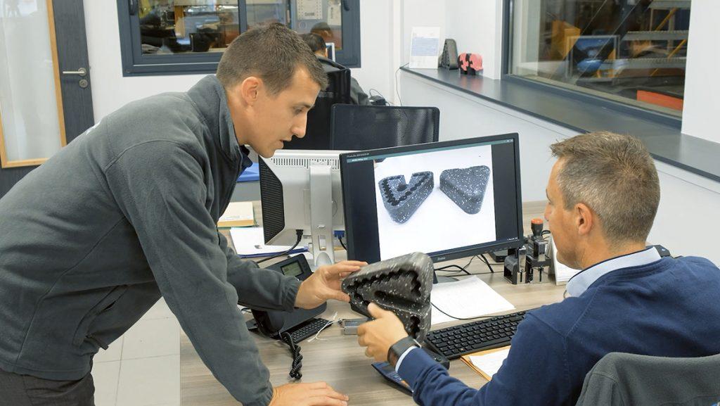 HVAC technical part design