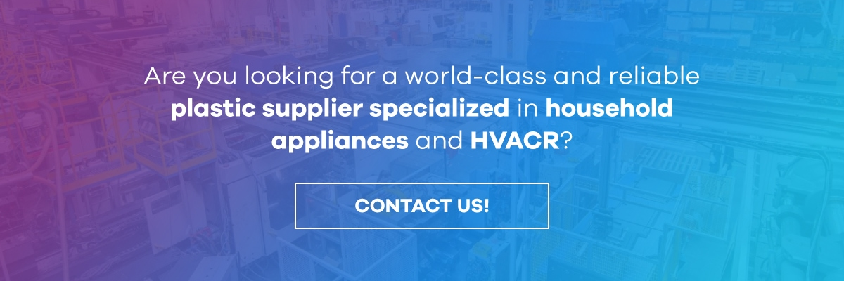 Contact HVAC and protective packaging