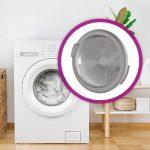 Thermoplastics in washing machine